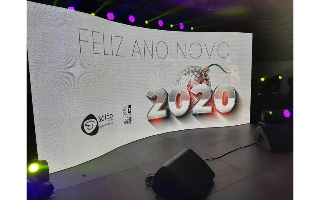 2019 PASSAGEM ANO SATÃO